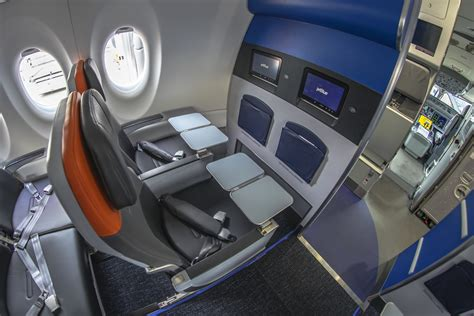Jetblue Limited Recline Seats