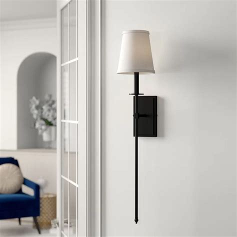 Jeterson 1-Light Wallchier By House Of Hampton