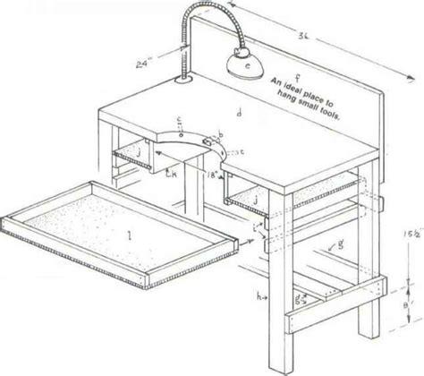 Jeweler-Workbench-Plans