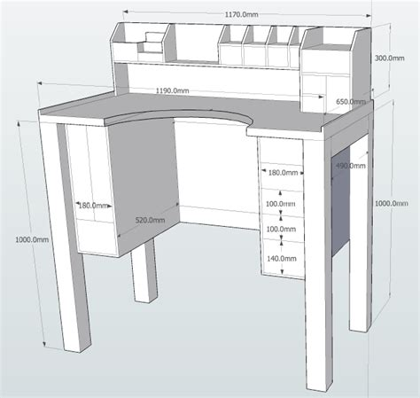 Jewelers Bench Plans