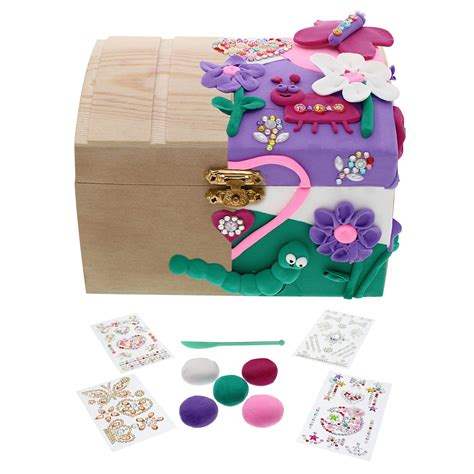 Jewelry Box Kits For Children
