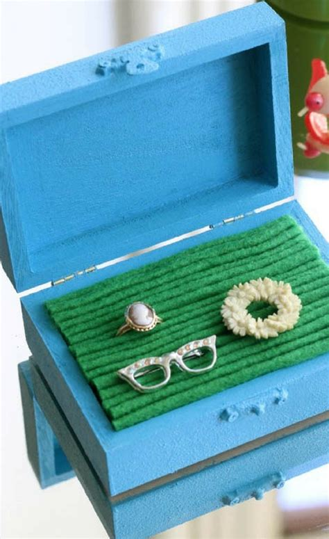 Jewelry Box Lining Diy Network