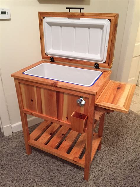 Jewelry Box Wooden Plans For Cooler