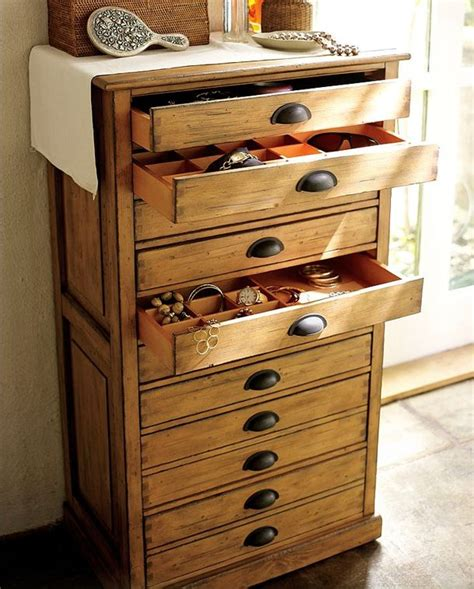Jewelry Chest Of Drawers Plans