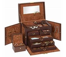 Best Jewelry storage boxes uk