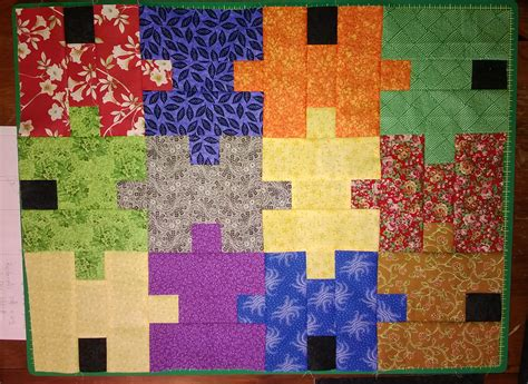 Jigsaw Puzzle Patterns