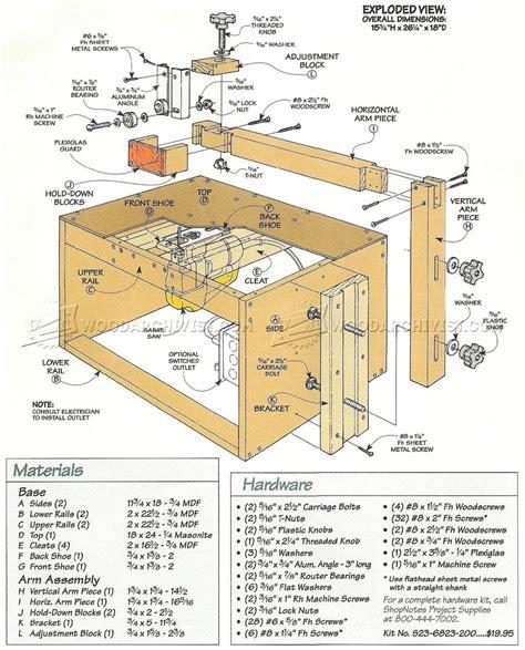 Jigsaw-Table-Plans