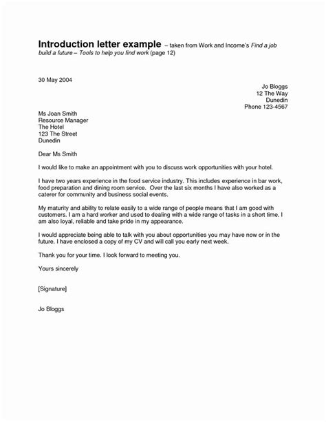 letter of introduction for jobsample email introduction ...
