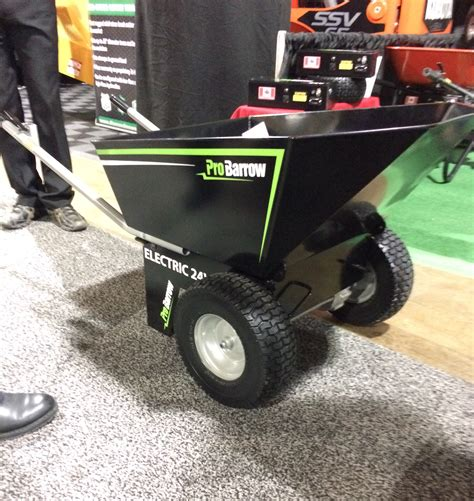 Joe Built Power Wheelbarrow Rental