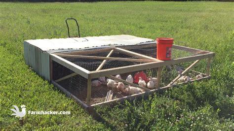 Joel-Salatin-Chicken-Tractor-Dolly-Plans