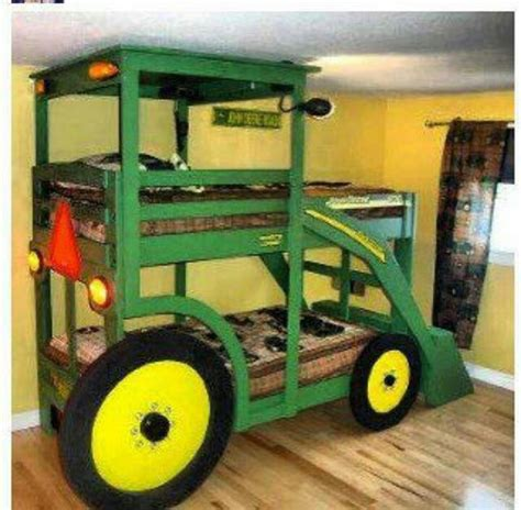 John Deere Boys Bed Plans