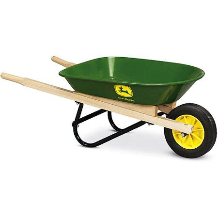 John Deere Kid Wheelbarrow