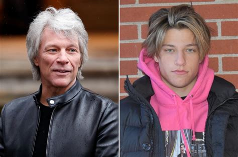 Jon Bon Jovi Son