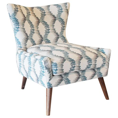 Jonath Louis Accent Chair Wing