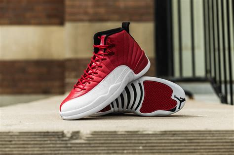 9679d42e62e Jordan 12 Retro Gym Red Mens Shoe - Hibbett Us.