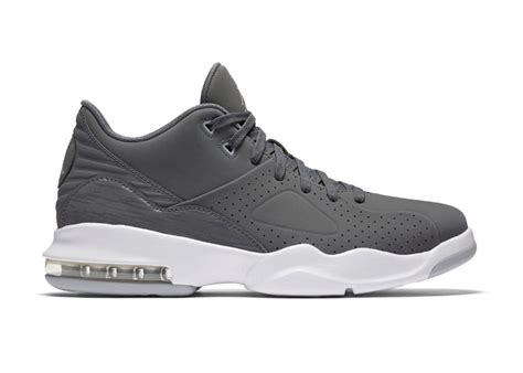 Jordan Men's Air Franchise Dk Grey/Dk Grey Wolf Grey White Basketball Shoe