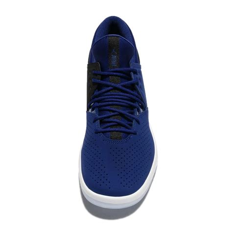 Jordan Men's Flight Fresh, Deep Royal Blue/Black