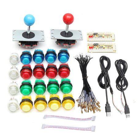Joystick-Box-2-Player-Diy