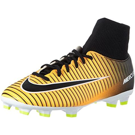 Jr Mercurial Victory VI DF FG Boys Soccer-Shoes 903600
