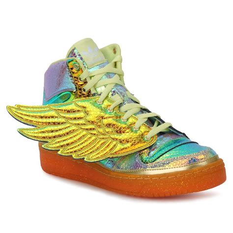 Js Wing Adidas Sneakers