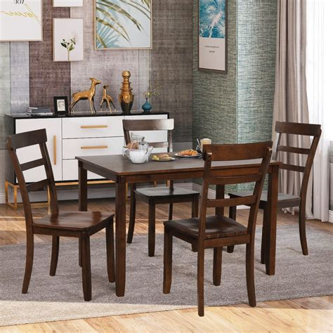 Jtf Dining Table And Chairs