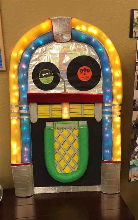 Jukebox-Diy-Box