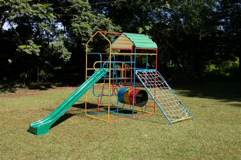 Jungle Gym Playground Plans