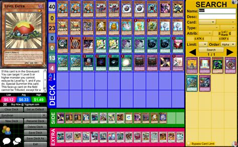 Junk Deck Build Yugioh