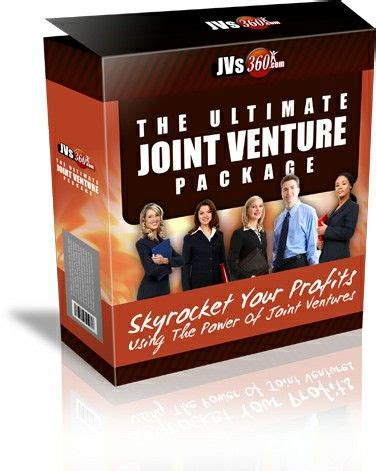 @ Jvs360 Com   The Ultimate Joint Venture Package .