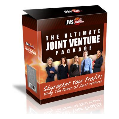 @ Jvs360 Com   The Ultimate Joint Venture Package Review .