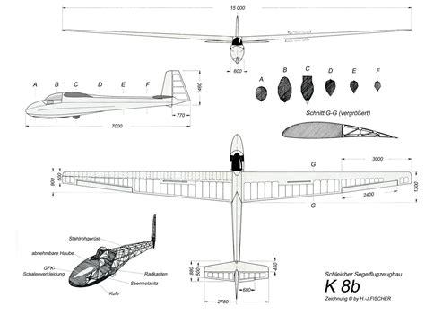 K8-Glider-Plans