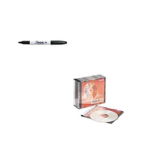 KITMAX638010UNV21200 - Value Kit - Maxell DVD-R Discs (MAX638010) and Universal Copy Paper (UNV21200)
