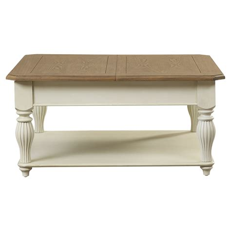 Karlee Coffee Table With Storage By One Allium Way