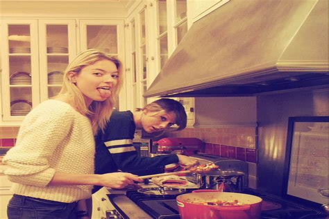 Karlie Kloss Kitchen