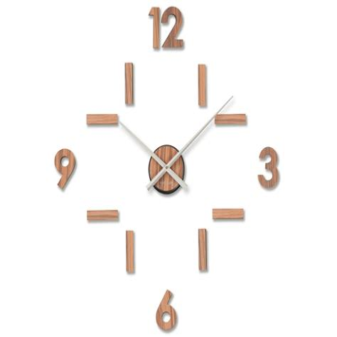 Karlsson-Wooden-Diy-Clock
