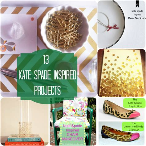 Kate Spade DIY Projects