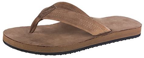 Kawa Premium Leather Sandal Flip Flop