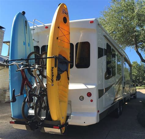Kayak Rack For Rv Fifth Wheel