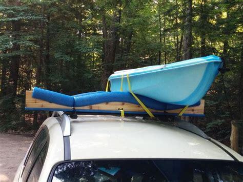 Kayak-Rack-For-Car-Diy