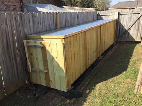 Kayak-Storage-Shed-Plans