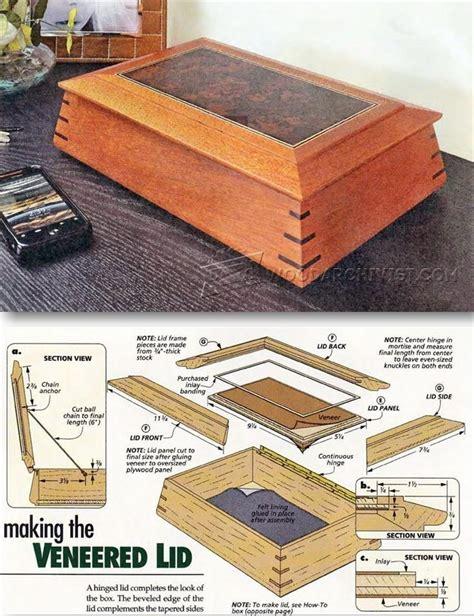 Keepsake-Box-Design-Plans
