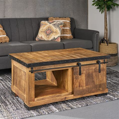 Kellyville Wood End Table