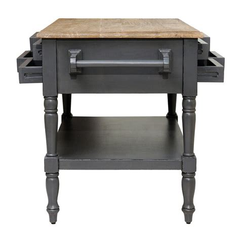 Kempwood Small Kitchen Island