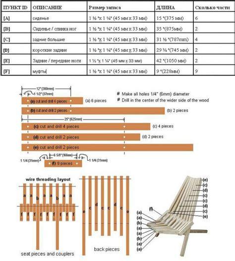 Kentucky-Stick-Chair-Footstool-Plan