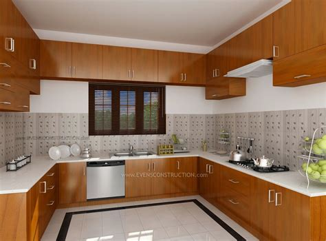 Kerala Modern Kitchen Plans