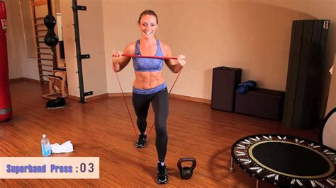 @ Kettlebell Challenge Workouts 2 0 - Workout 2 - Video .