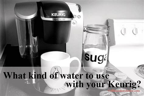 Keurig Distilled Water
