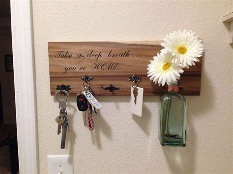 Key Rack Diy