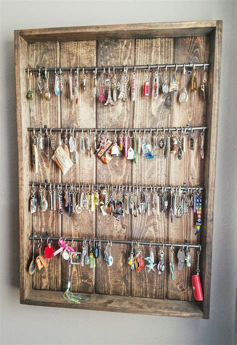 Keychain Display Case Diy