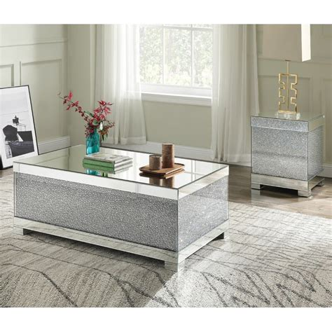 Khalid 2 Piece Coffee Table Set By Rosdorf Park